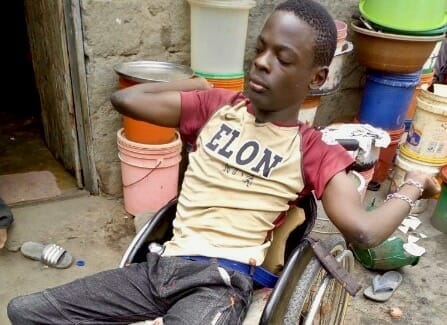 """""""The importance of this wheelchair cannot be overstated."""""""