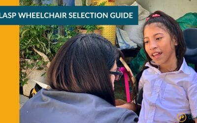 The CLASP Wheelchair Selection Guide